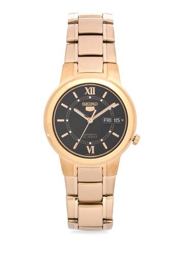 Seiko gold Analog Watch SNKA26K1 SE746AC59KDOPH_1