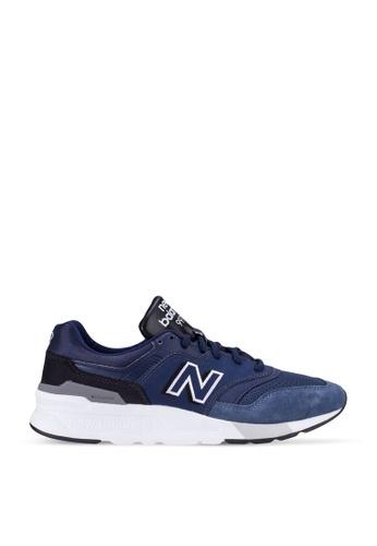 New Balance 多色 Heritage 997 Classic Running Shoes 9726ESH7578CF1GS_1