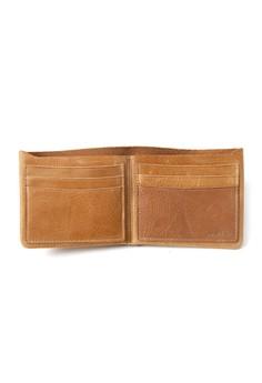 Caldwell Leather Bi-fold Wallet