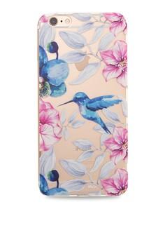 Colored Vintage Hummingbird Iphone 6s Plus