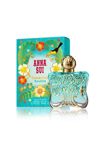 Anna Sui Anna Sui Romantica Exotica Eau de Toilette 50ml 02C67BE0FCE724GS_1