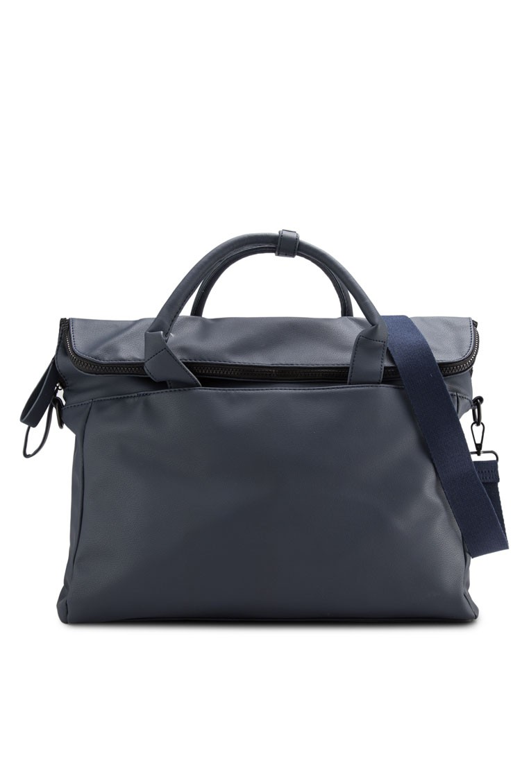 Zippered Fold Fown Holdall