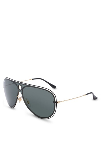 95e0a72d99f Shop Ray-Ban Highstreet RB3605N Sunglasses Online on ZALORA Philippines