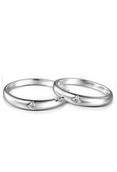 Justine Couple/Wedding Ring