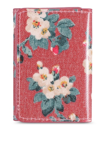 Cath Kidston pink Small Mayfield Blossom Ticket Holder 2F58BAC9B67862GS_1