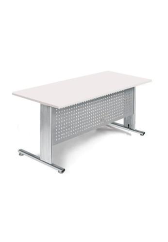 AMERCIS white Amercis Nel Office Table D8C46HLF6E9389GS_1