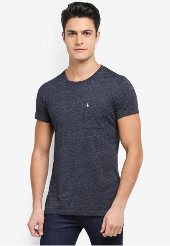 Jack Wills navy Ayleford T-shirt ADDD7AA854040DGS_1