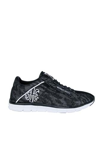 Royal Elastics 灰色 Zephyr 輕量休閒鞋 RO796SH099JYTW_1