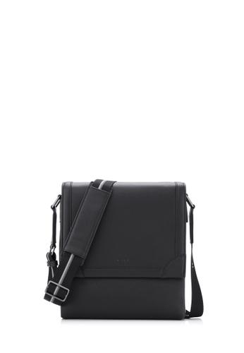 BONIA Black Matteo Crossbody Bag M 55617ACC8C8CD0GS 1 97b29241ac083
