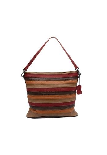 EXTREME multi Extreme Leather Sling Bag (iPad 2) 6FD4BAC37700E9GS_1