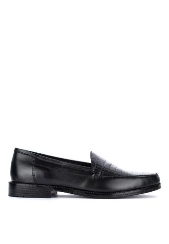 Antonio Manila black Hudson Slip-On Shoes D92D2SH4C56847GS_1