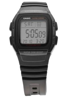 Digital Watch W-96H-1BVDF