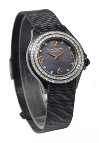 Giordano - Jam Tangan Wanita - Hitam - Stainless Steel - P243-22