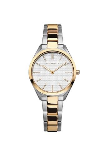 Bering multi Bering Ultra Slim White Women's Watch (17231-704) 64FD7AC2EB75C7GS_1