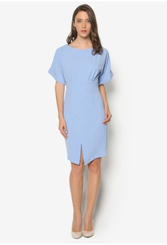 Split Front Dress