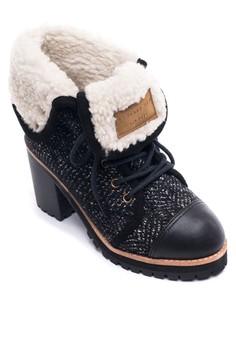 Hippie Lace Boots