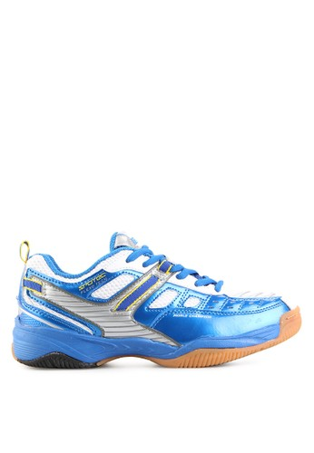 Spotec blue Imperial Badminton Shoes SP567SH63YIMID_1