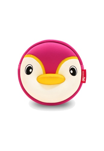 Nohoo pink Nohoo Kids Sling Bag Penguin (Pink) C02A7KC353C319GS_1