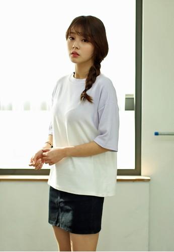 基本款漸層TEE、 服飾、 T-shirtShopsfashion基本款漸層TEE最新折價