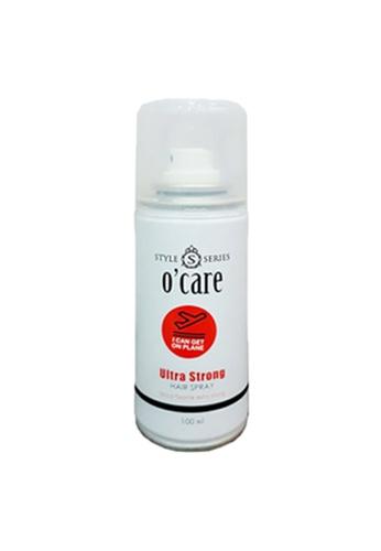 O'care O'care Ultra Strong Hair Spray 100ml 5F9D5BE918D26CGS_1