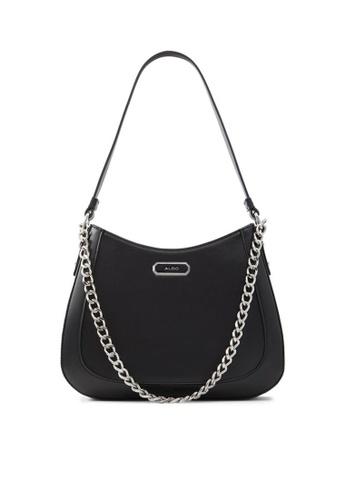 ALDO black Sherry Hobo Bag 0EB45ACDEFBE81GS_1
