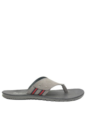 Dr. Kevin grey Dr. Kevin Men Sandals 17233 - Grey 4B4C5SH44B1DD8GS_1