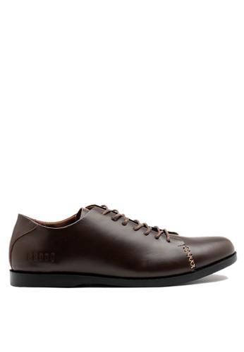 Brodo brown BRODO - Sepatu Pria Ponte E+ Brown BS 3C604SH5F9487CGS_1