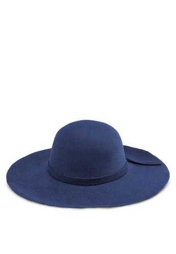 大帽沿淑zalora 包包評價女帽, 飾品配件, 飾品配件