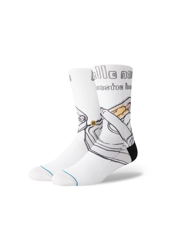 STANCE white Stance Hello Nasty Large - White DBD04AA895878DGS_1