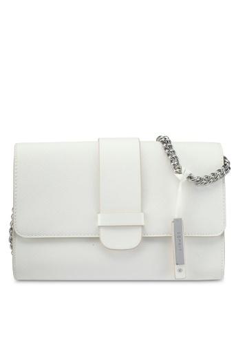 Esprit white Shoulder Bag ES374AC0T17YMY_1