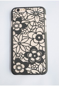 Flower Web Case for iPhone 6 Plus