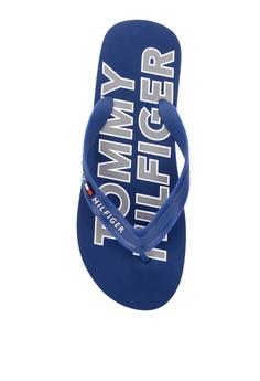 503a1522d Shop Tommy Hilfiger Flip Flops for Men Online on ZALORA Philippines