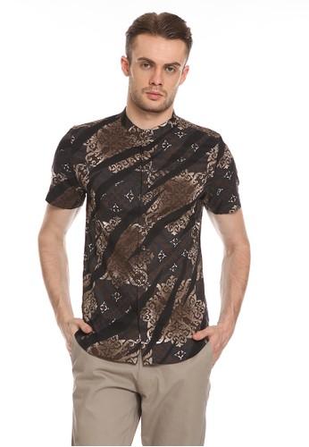 MOC navy BESSER - NAVY Shirt 3371CAA895DA7CGS_1