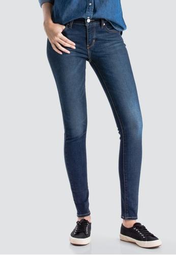 63cf4ec71 Levi s blue Levi s Womens Revel Shaping Skinny Jeans 36266-0015  F9A62AA508E1CEGS 1