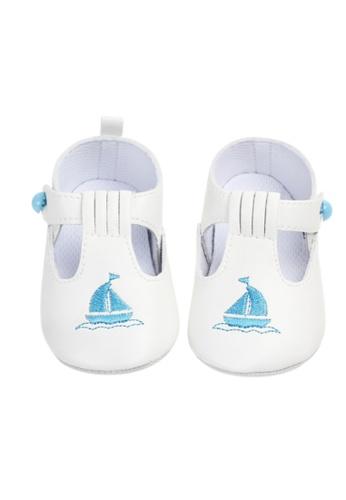 RAISING LITTLE blue Paisley Shoes - Blue BFD2EKS786C71EGS_1