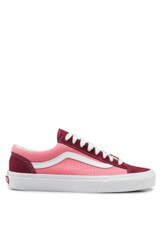 f2c617ac8f2e56 VANS red Style 36 Vintage Sport Sneakers 9CAE8SH46FED86GS 1