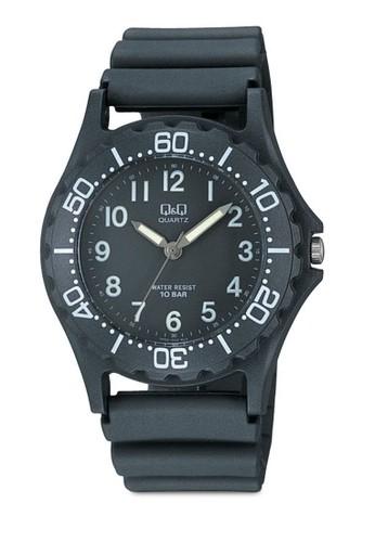 Q&Q VPzalora退貨02J002 戶外休閒手錶, 錶類, 其它錶帶