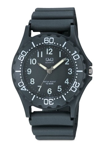 Qesprit 兼職&Q VP02J002 戶外休閒手錶, 錶類, 其它錶帶