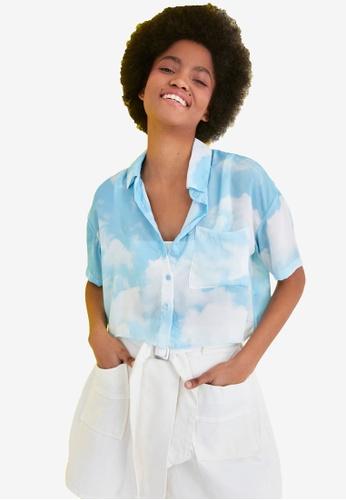 Trendyol multi Multi Color Shirt 04993AAC5E9CA5GS_1