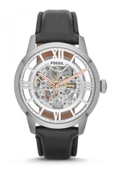 【ZALORA】 Fossil TOWNSMAN都會男錶 ME3041