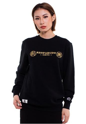 Reoparudo black RPD Logo Sweater Gold Edition (Black) 16D3EAAA62FC05GS_1