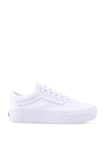4f1b92dcd4973 Old Skool Platform Sneakers
