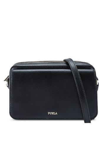 Furla black Babylon M Crossbody Bag 83A8DACBDC9610GS_1