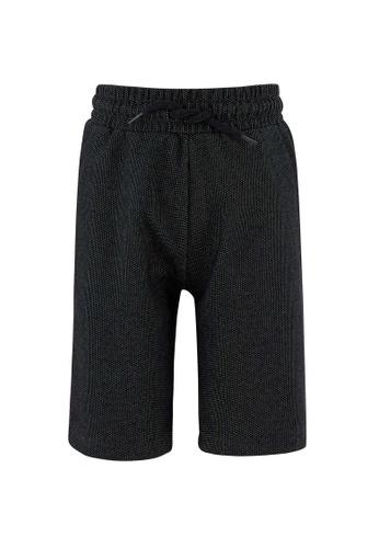 DeFacto grey Boy Bermuda 03656KA038F385GS_1