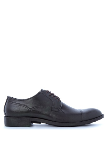 Easy Soft By World Balance brown Rome Formal Shoes   EA034SH97UNYPH_1