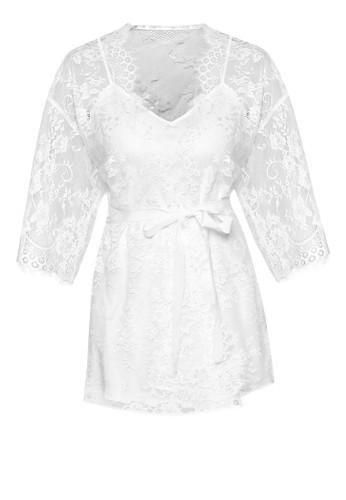 Audrey 蕾絲睡袍睡裙組合, 服飾,esprit童裝門市 睡袍