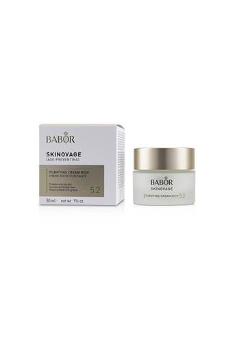 Babor BABOR - 潔淨滋養面霜-問題&油性肌膚適用Skinovage [Age Preventing] Purifying Cream Rich 5.2 50ml/1.7oz 0F8B9BE0E09025GS_1