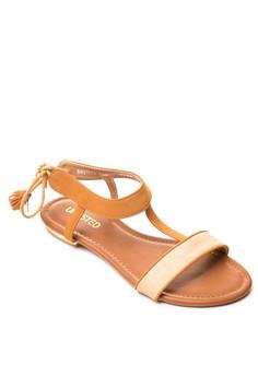 Mean Flat Sandals