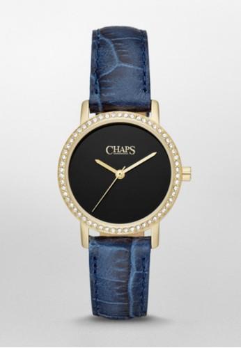 CHAPS Petite Whitney精緻腕錶 CHP1esprit台灣outlet026, 錶類, 淑女錶