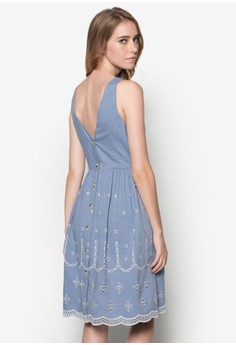 Annabell Knee Dress